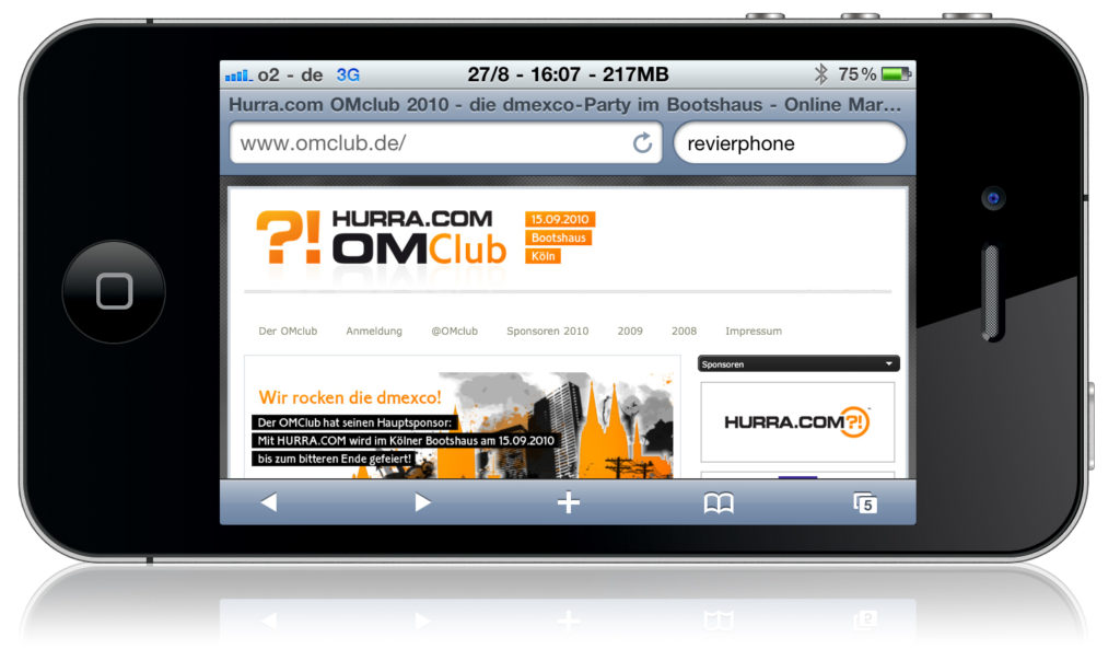 OMClub SEO-Contest 2010: reVierphone