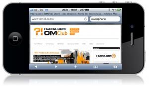OMClub 2010 SEO Contest - ReVierPhone